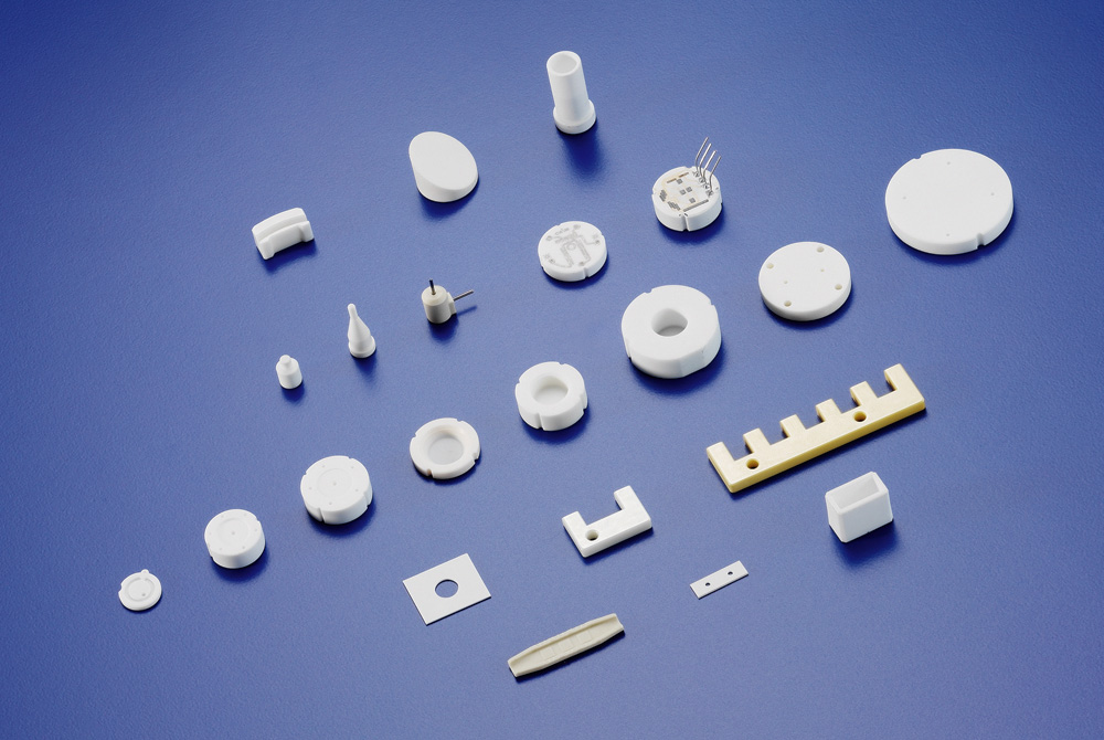 Applications Vogt Ceramic Components